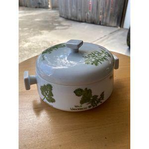 Herb Garden Ovenware Retro 1 1/2 Qt